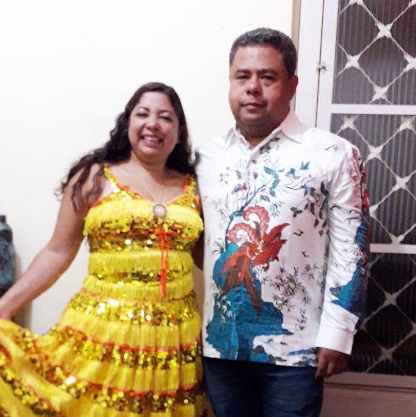 Marcos e Sandra Gomes